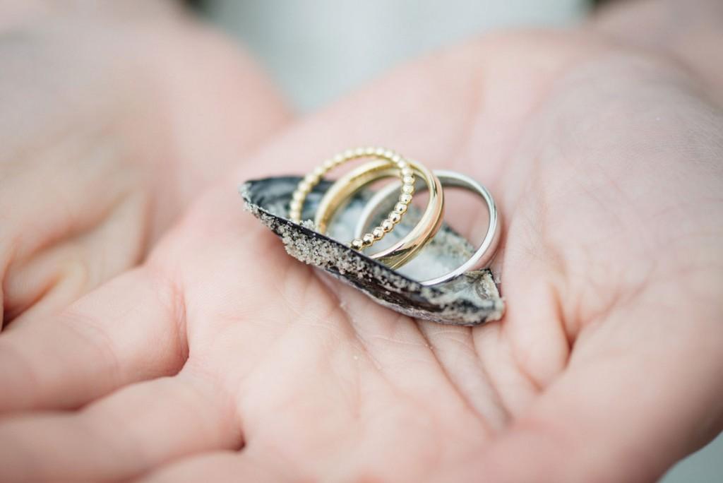 Trauringe Gold Kugelring Kügelchenring Hochzeit Steinfurt