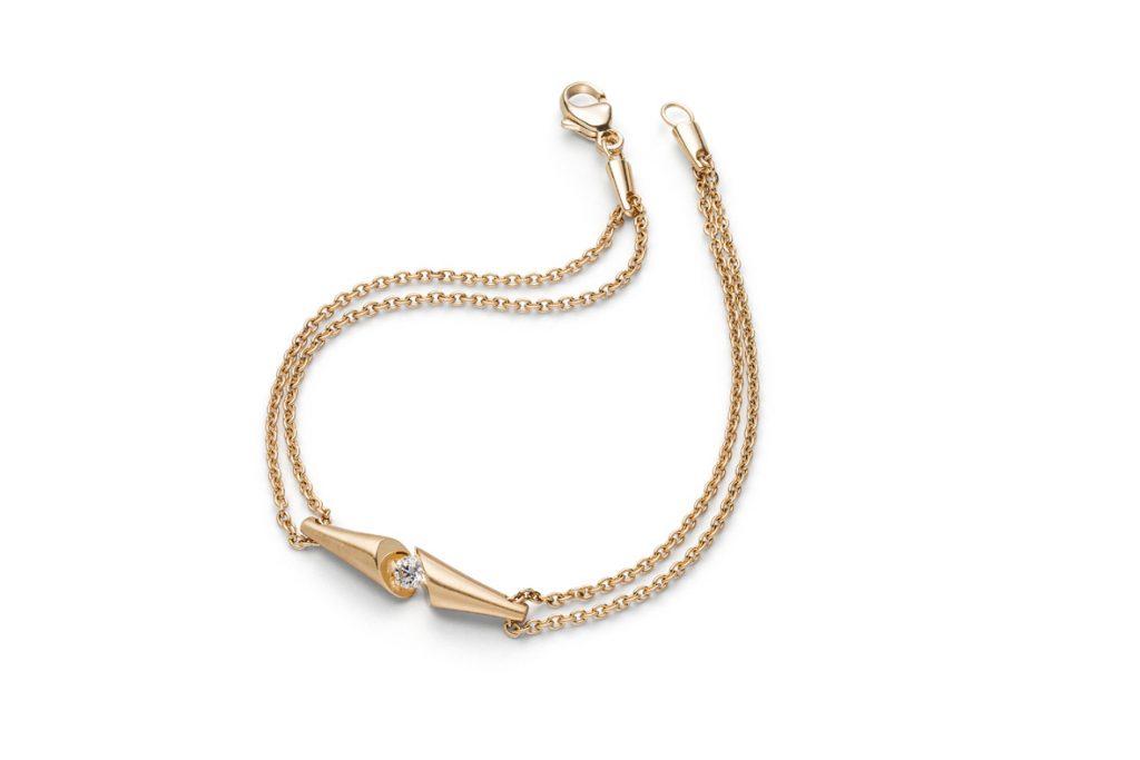 Calla Schaffrath Armband bracelet Roségold