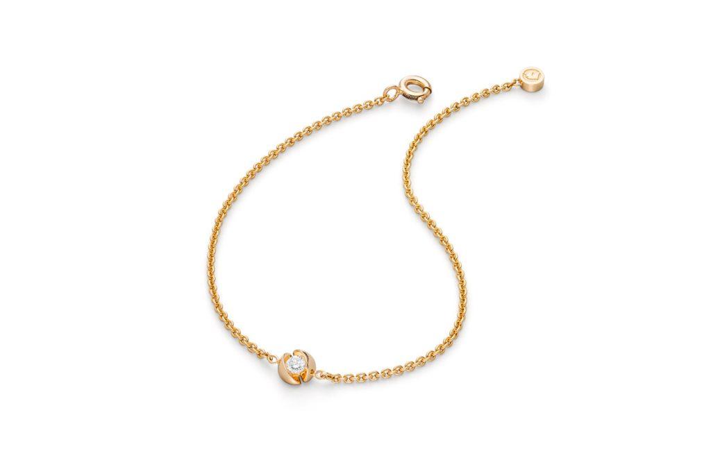 Calla Schaffrath bracelet Roségold