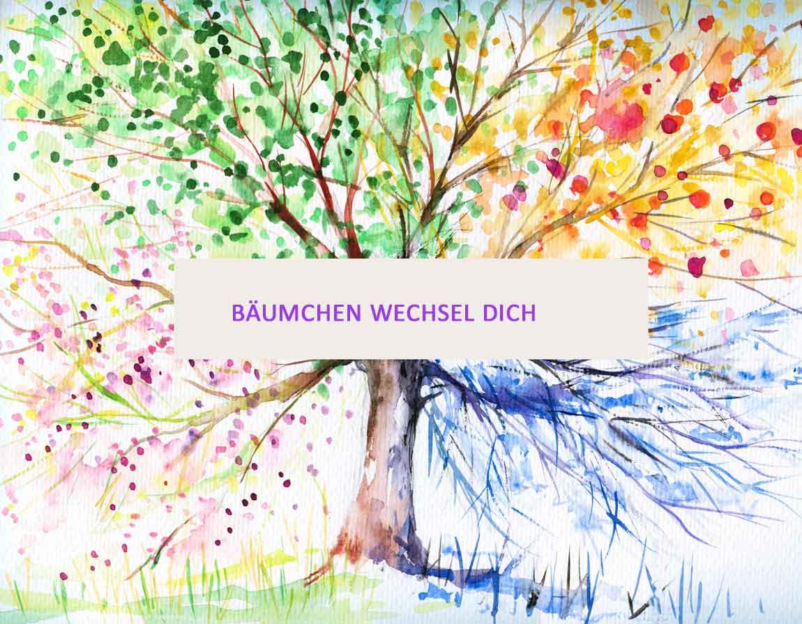 Bäumchen wechsel dich Kollektion Burgsteinfurt Goldschmiede Geilsdorf Schmuckkollektion handarbeit